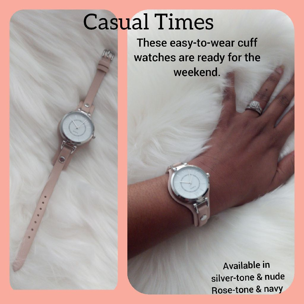 Leigh's watch