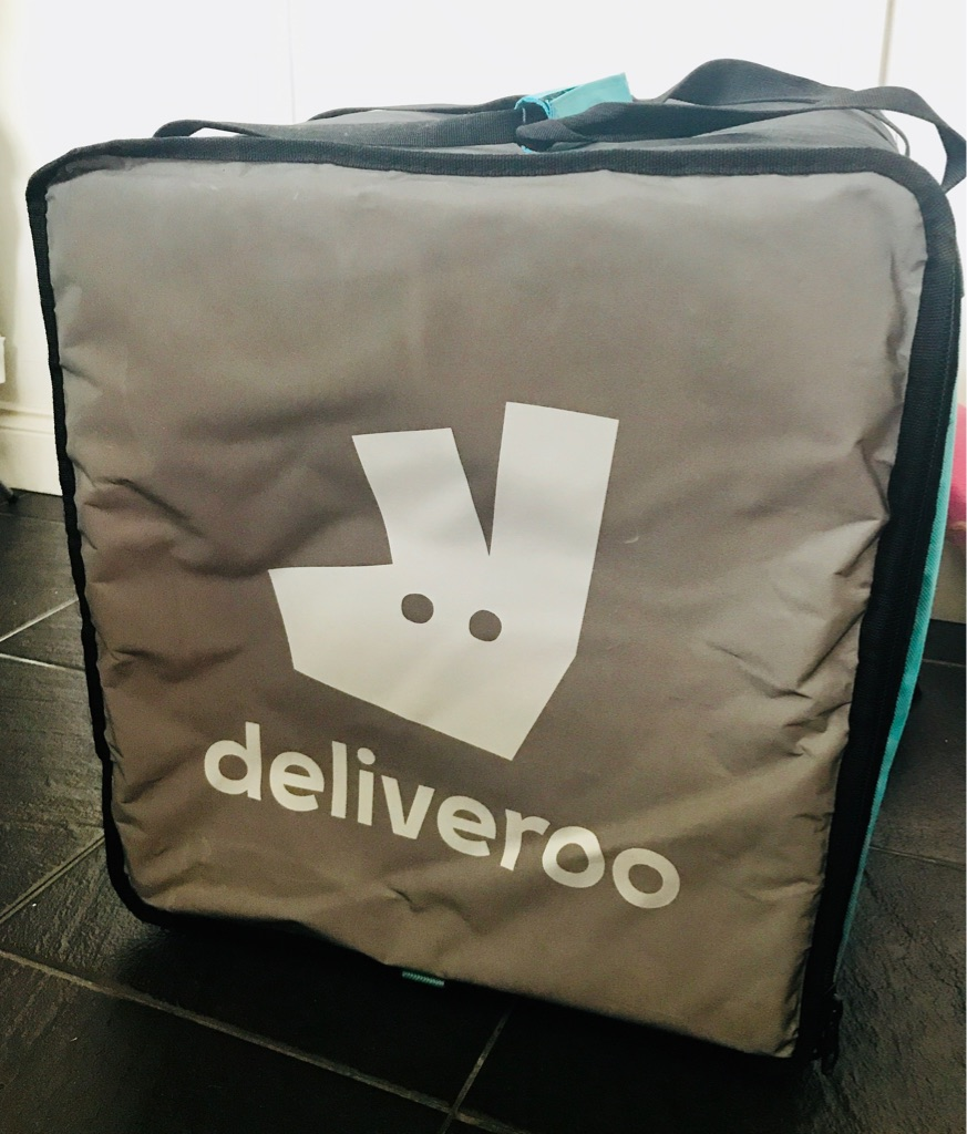 Deliveroo Thermal Backpack