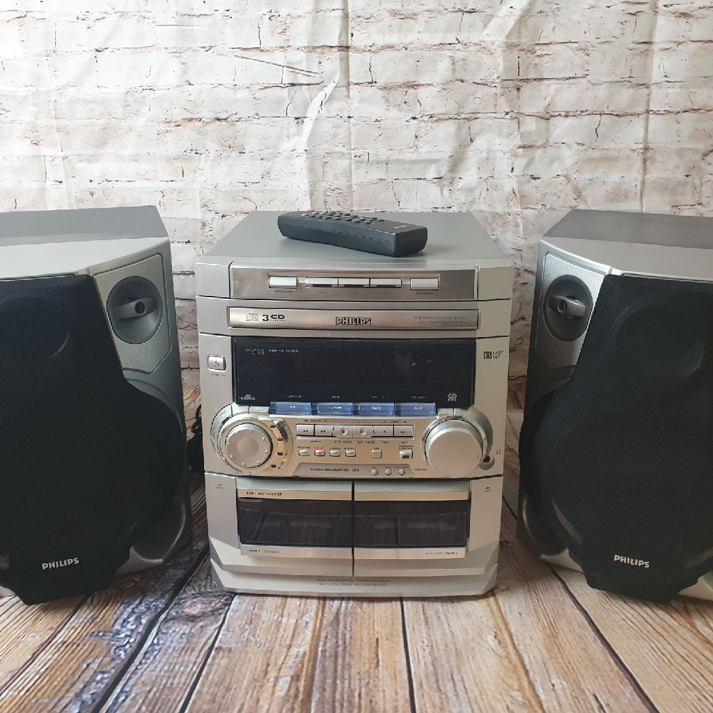Philips Mini Hifi System FW-C38