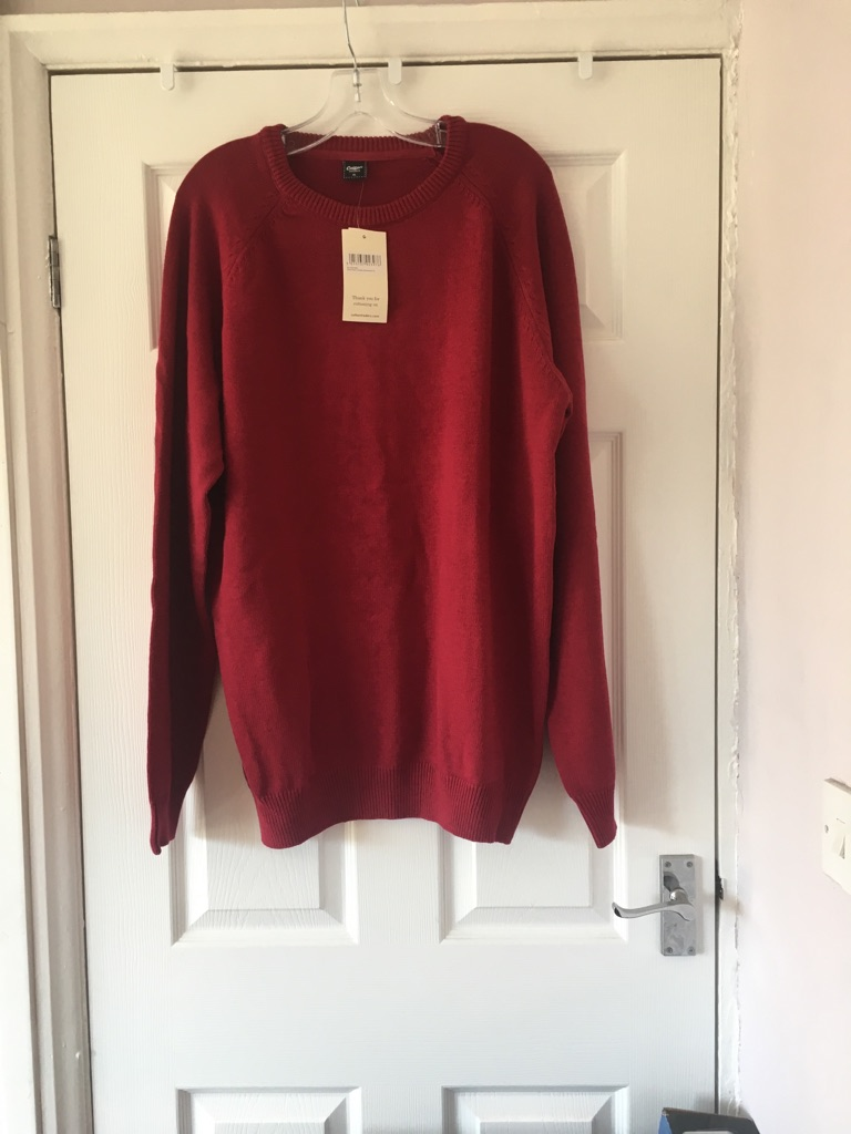 Ladies Cotton Traders Jumper Size XL NWT