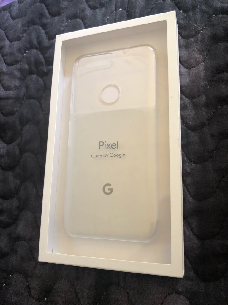 Pixel clear by google