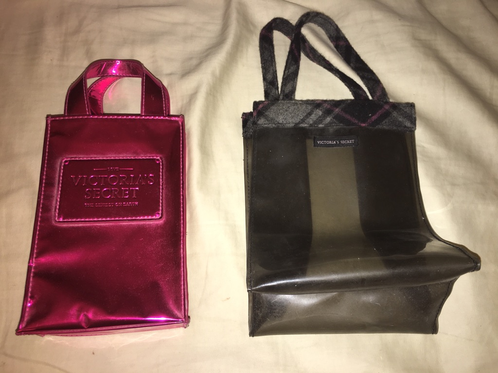 Victoria Secret lotion/perfume gift bag