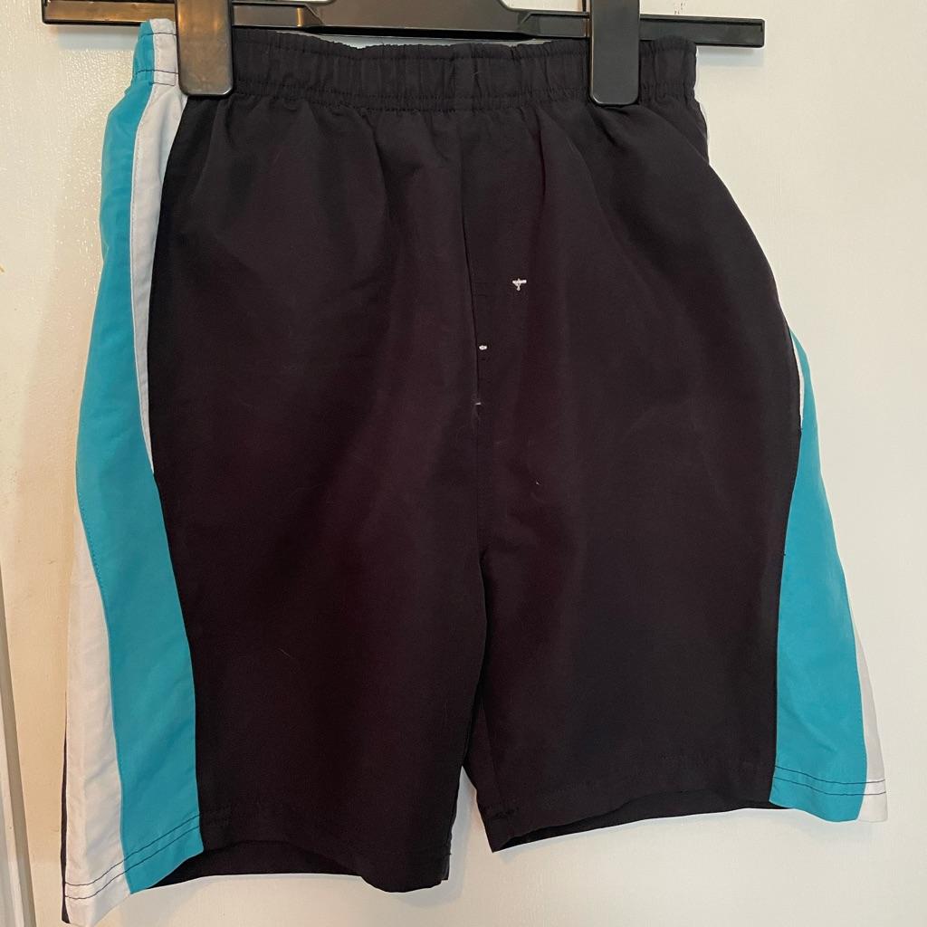 Boys Swimming/ beach shorts age 8-9