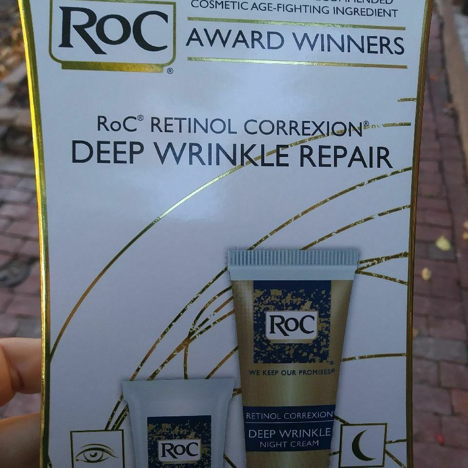 RoC Deep Wrinkle Repair