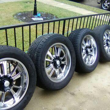 Dodge rims