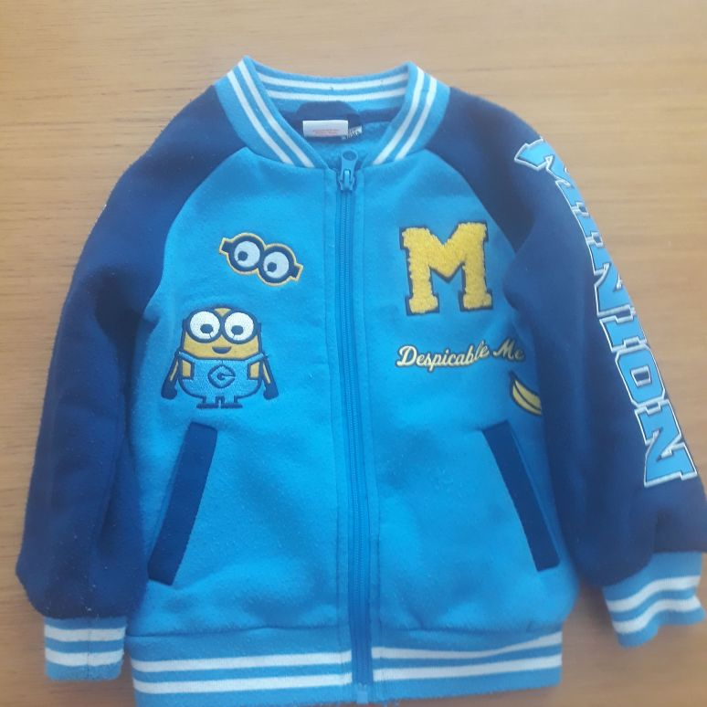 Minions 🍌zip up jumper jacket