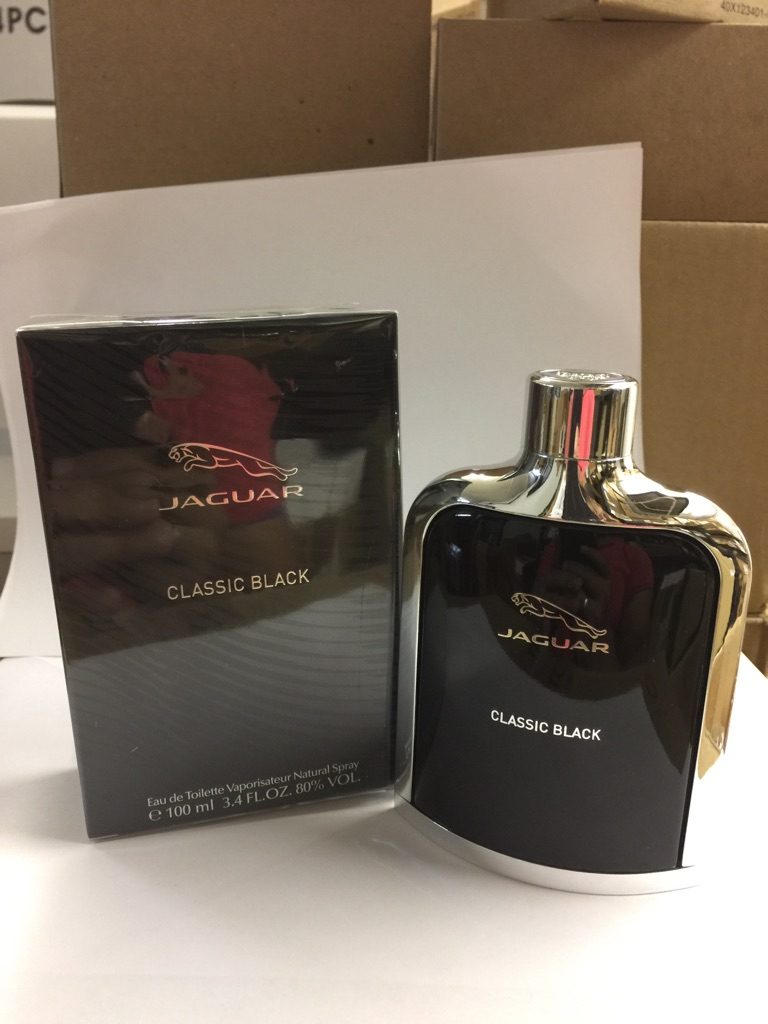 Jaguar black man 3.4 100ml