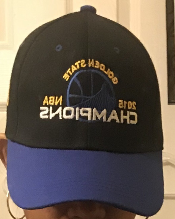Golden State Warriors hat