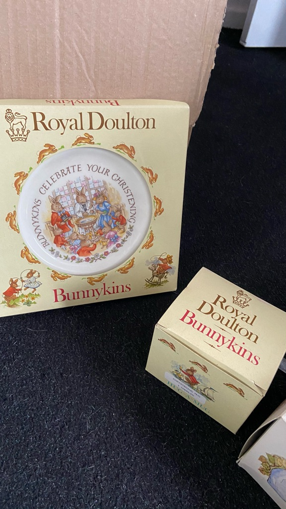 Royal Doulton BunnyKins 1936, Peter Rabbit