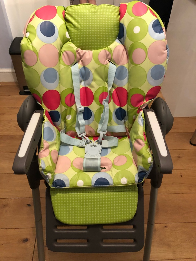 Chicco Polly Double Phase High Chair