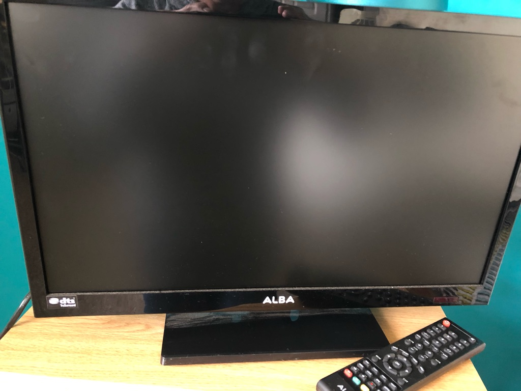 Alba 19inch HD ready TV