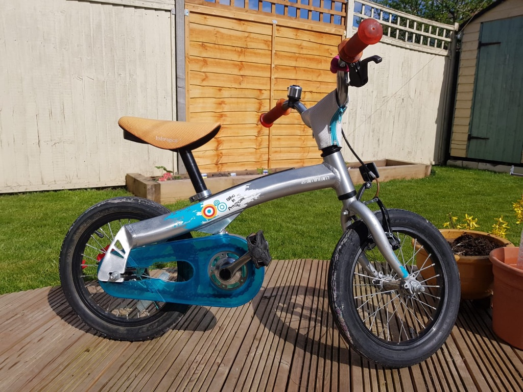 Great bicycle for kids