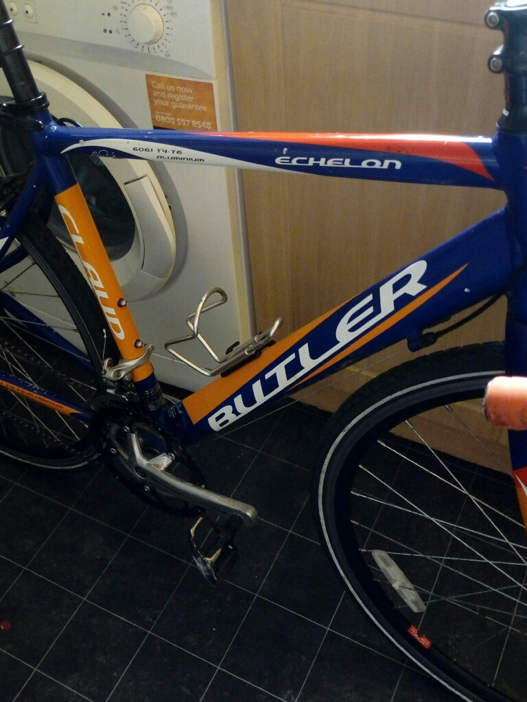 Claud Butler Echelon Racing Bike