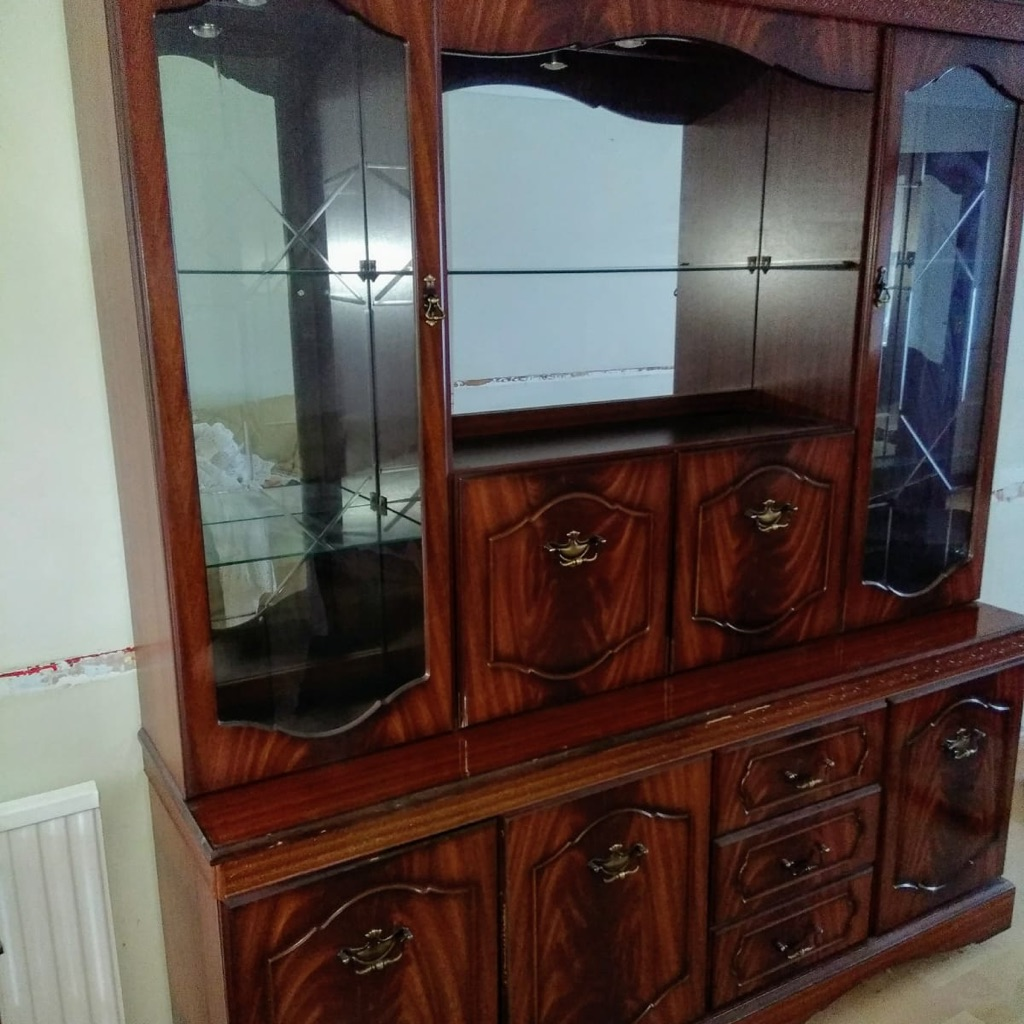 Display cabinet  perfect condition