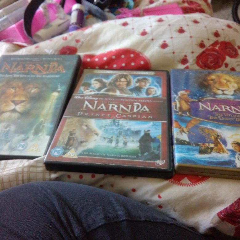 Dvds of narnia