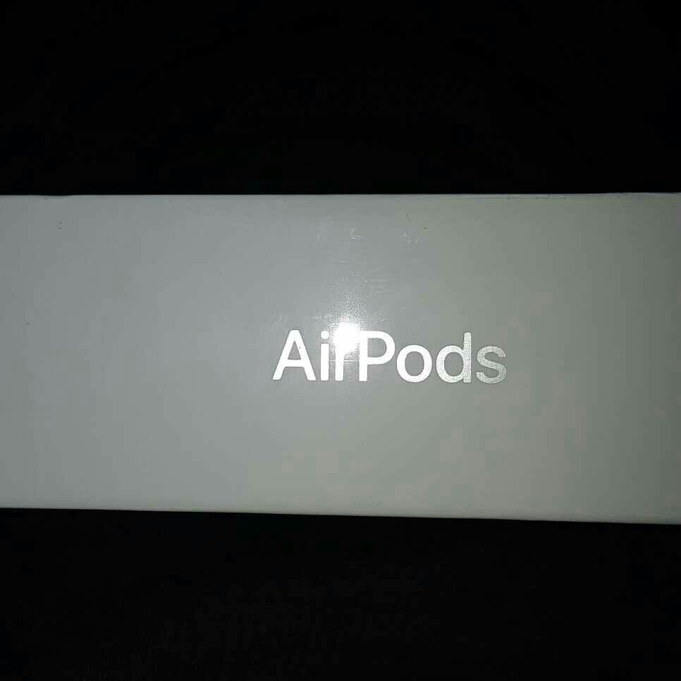 Apple airpods brand new in box with seal $130
