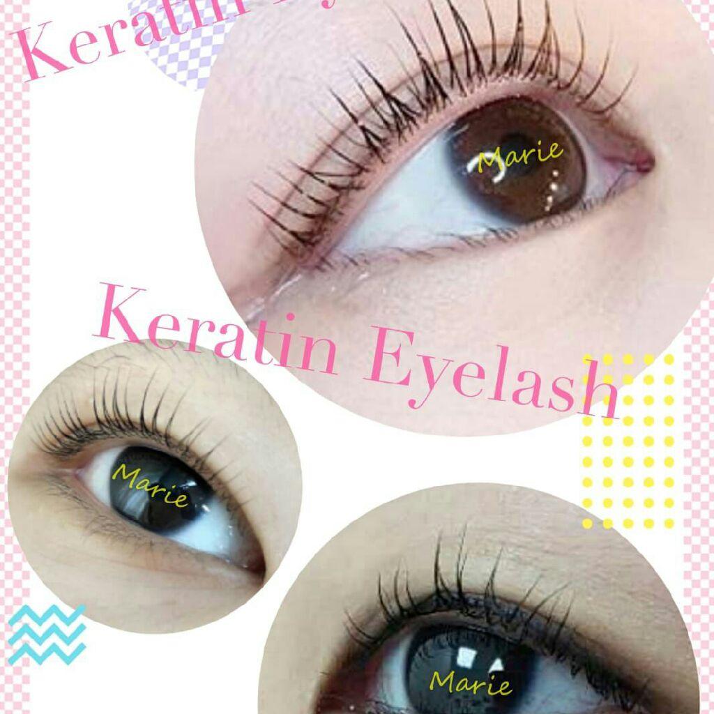 Keratin Eyelashes