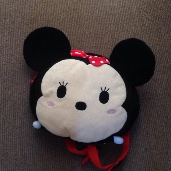 Tsum tsum bag with a free surprise tsum tsum(+free gift )
