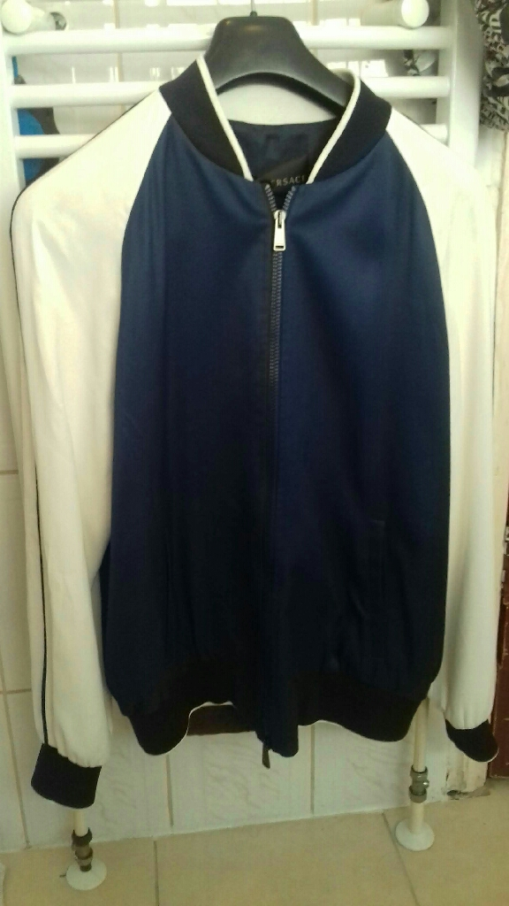 Mens versace jacket brand new