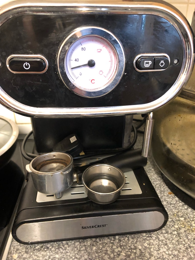 Espresso Coffee Machine Great Condition