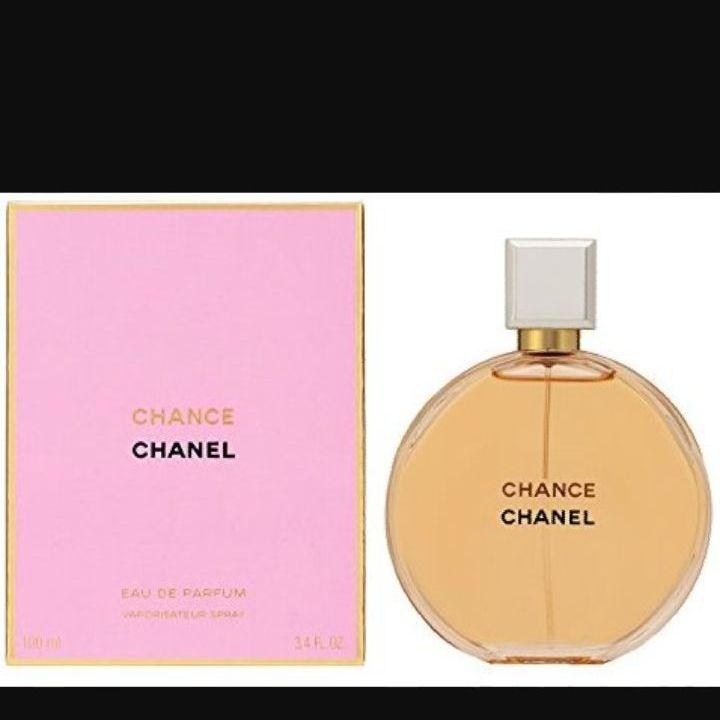 Chanel- chance perfume