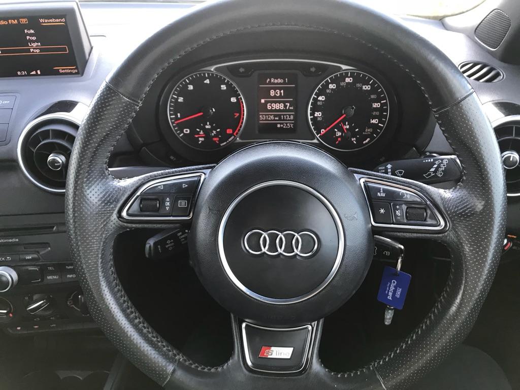 Audi A1 1.4 TFSI hatchback