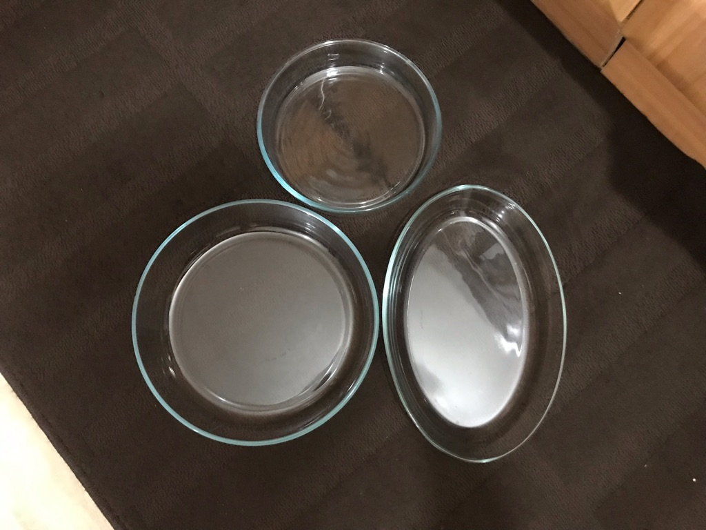 Brand New Pyrex Bowls