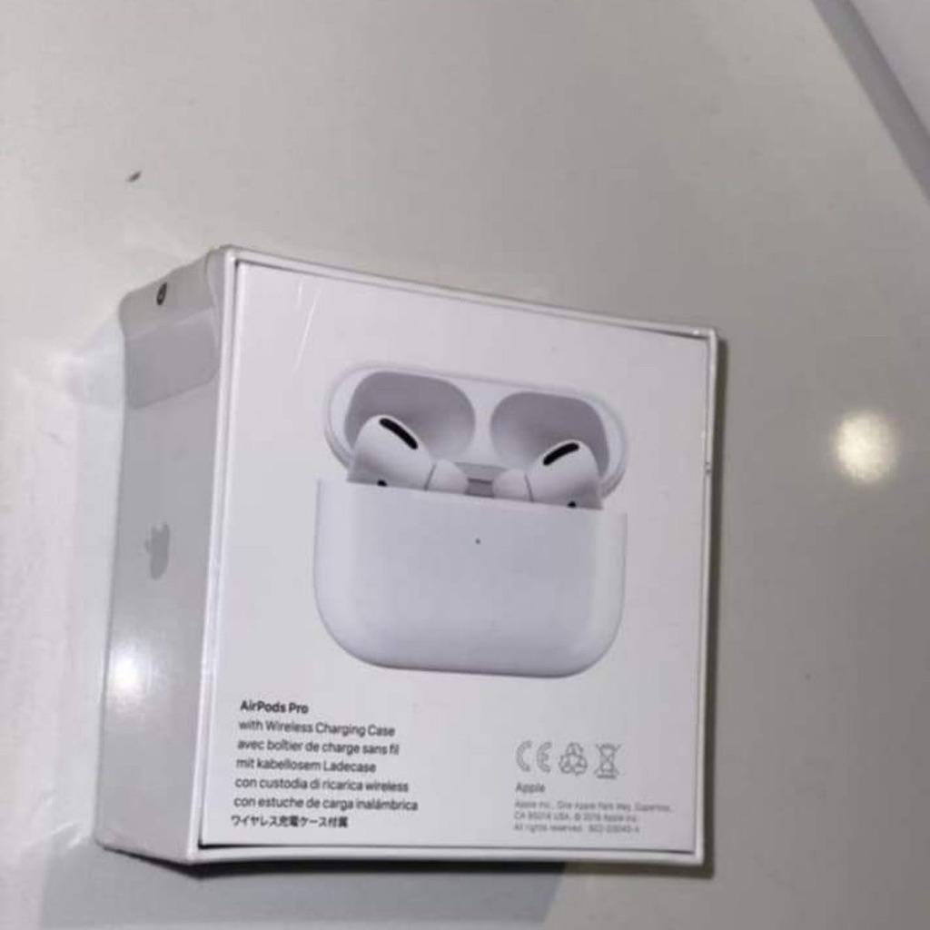 Genuine Apple AirPods Pro's