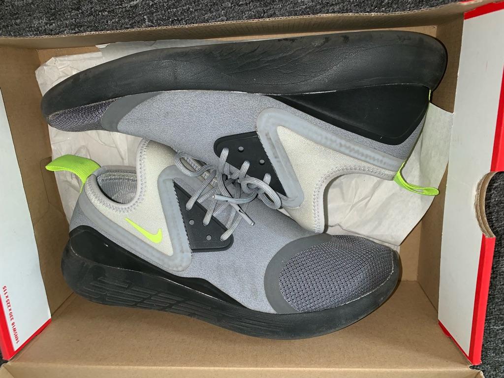 Men's grey Nike Trainers