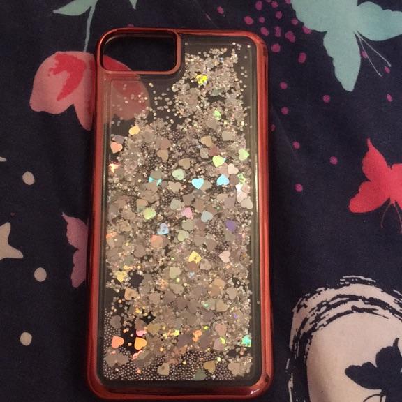 I phone 6/7/8 snow globe case