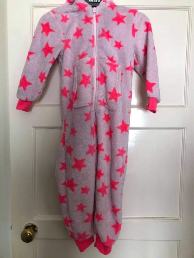 Next Babies/Toddlers Babygrowth All In One Fleece PlaySuit (3yrs) 100% Polyester