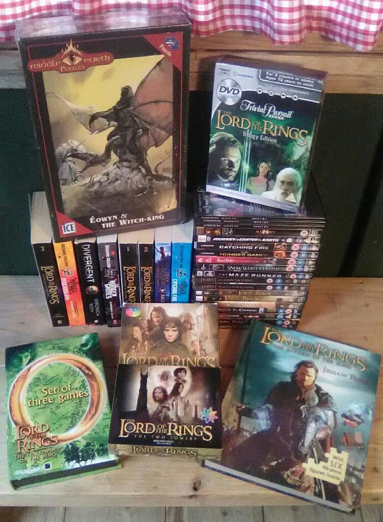 Fantasy & Adventure
