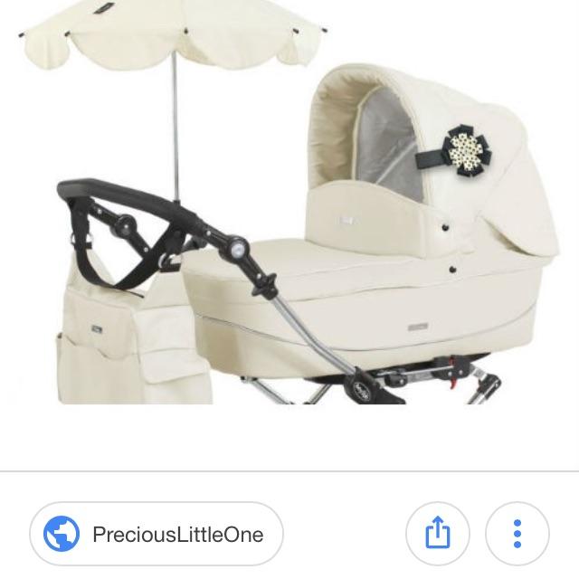 Baby style 3in 1  prestige pram