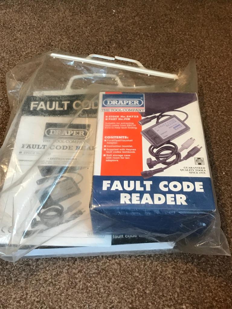 Fault Code Reader
