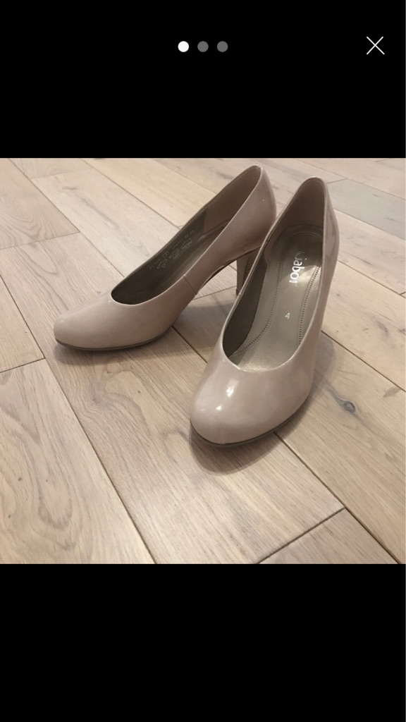New Gabor Heeled Shoes