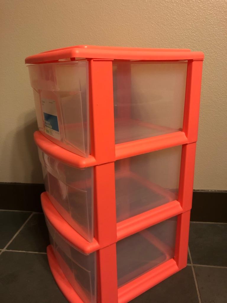 Plastic storage