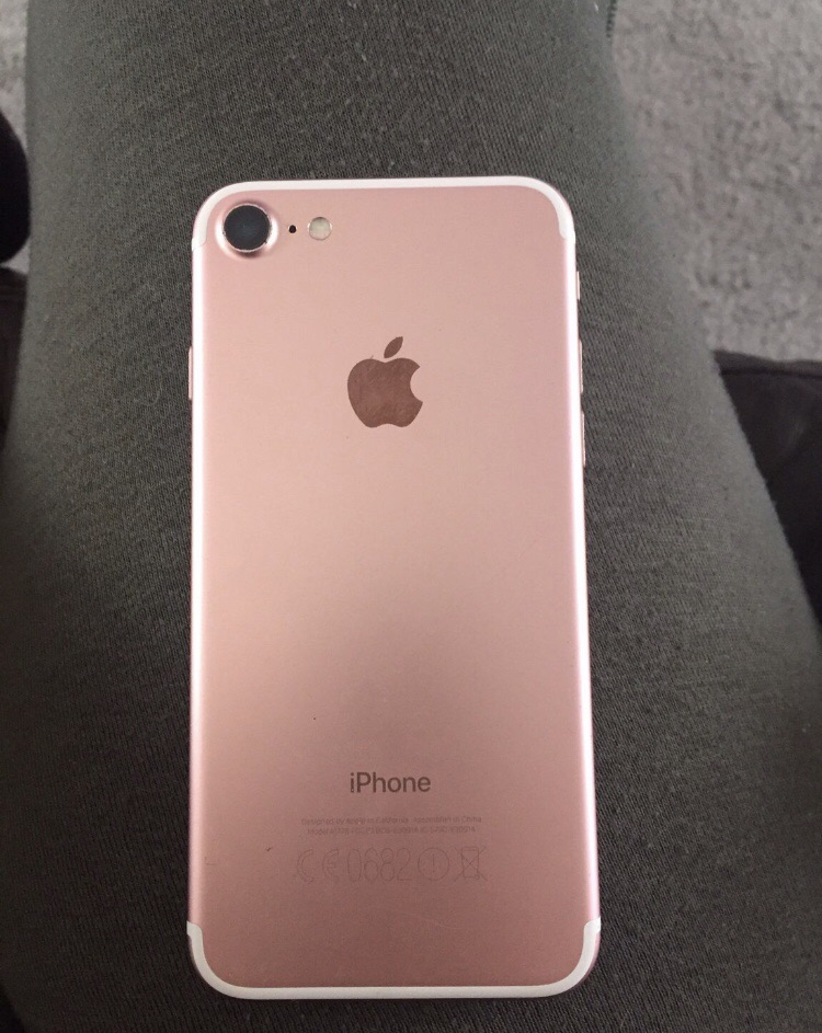iPhone 7 rose gold swap or sell