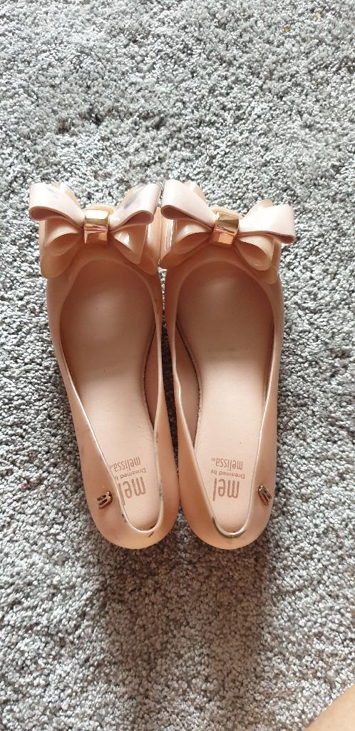 Girls genuine Vivienne Westwood melissa shoes