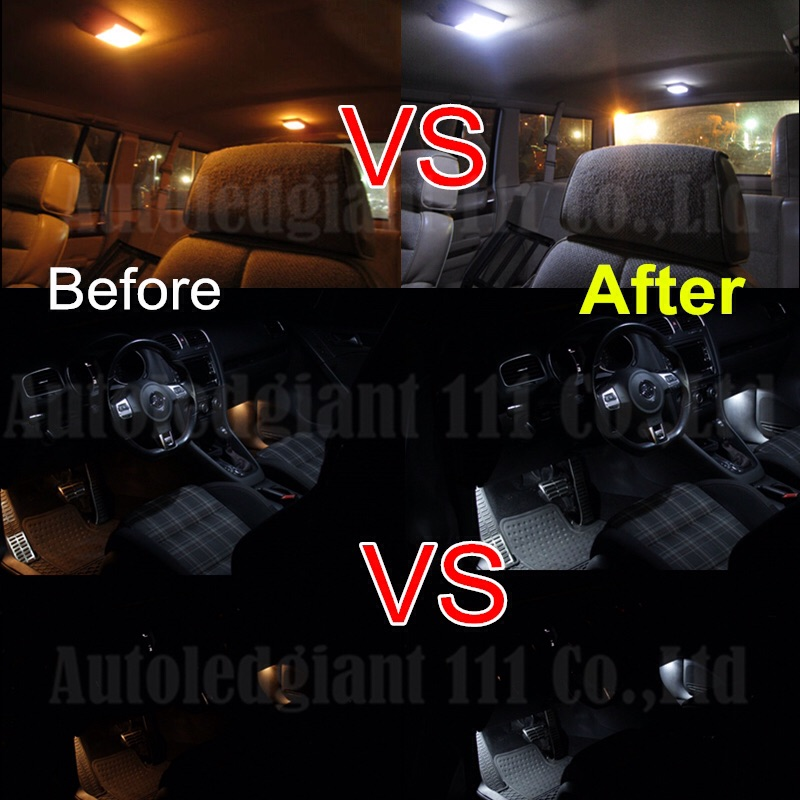 LeD installs any car 805