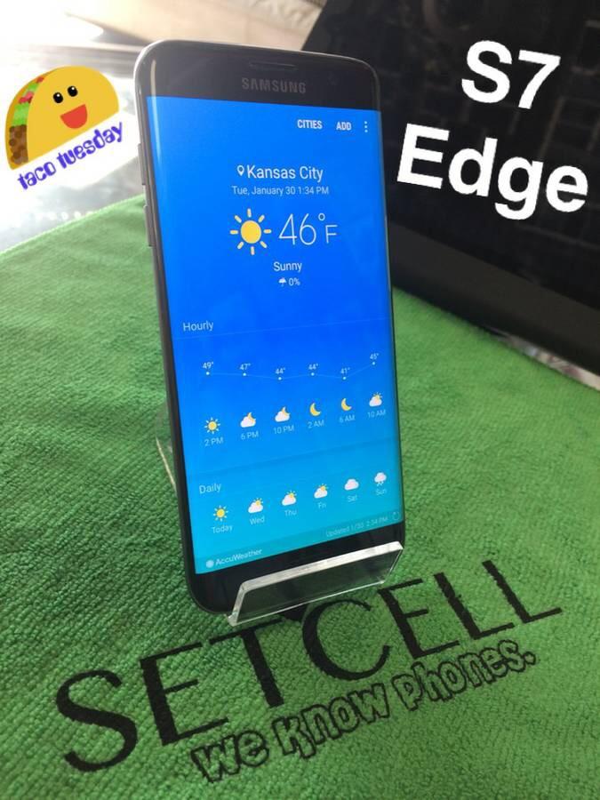 Samsung Galaxy S7 Edge- Unlocked
