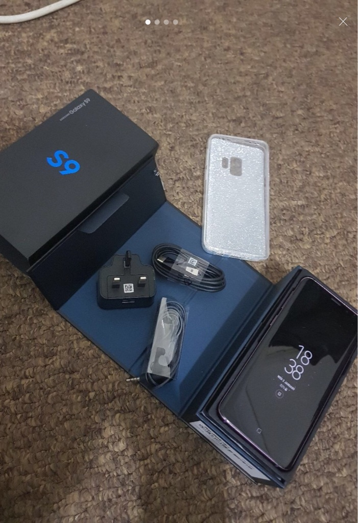 New Samsung Galaxy S9 *BOXED*