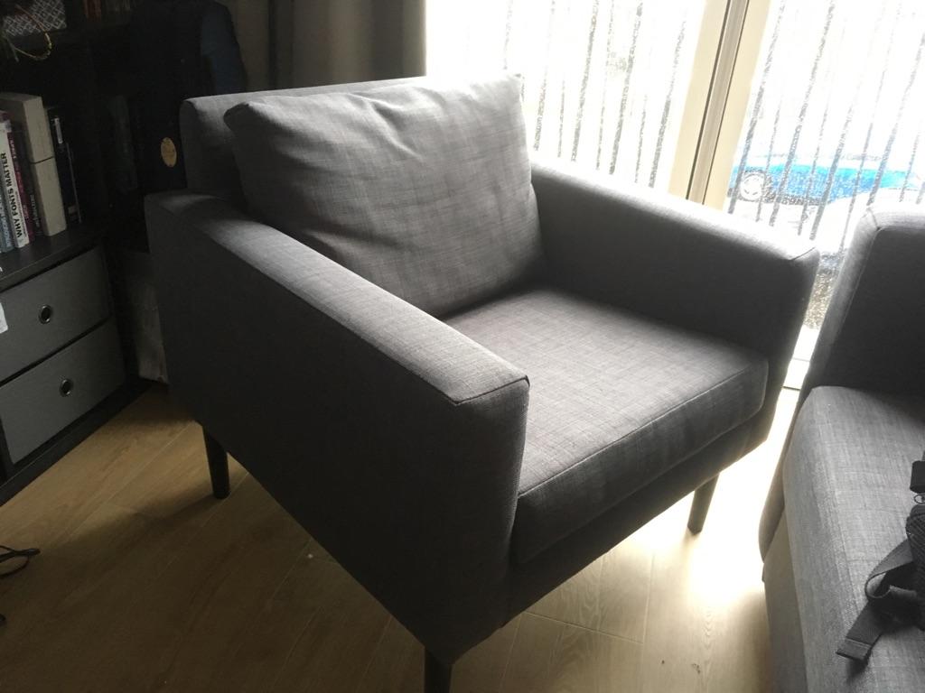 IKEA Friheten Armchair, Barely Used