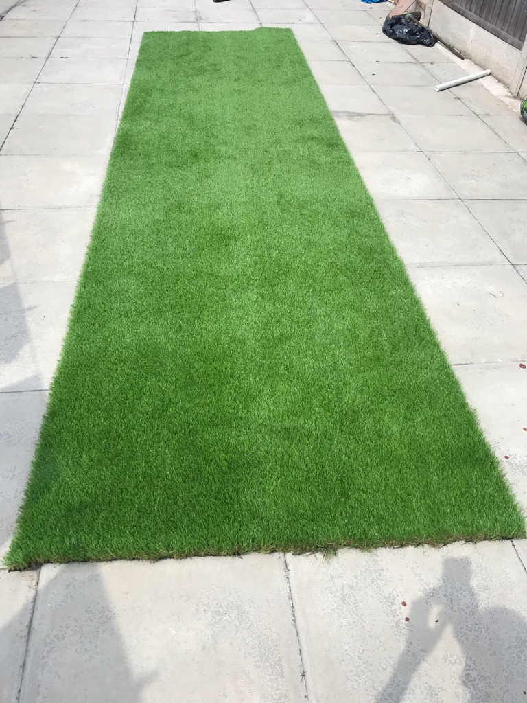 Astro Turf - Fake Grass - Reduced