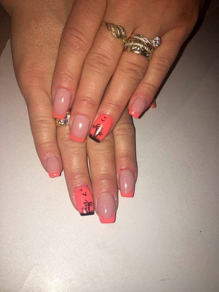 Nails Fishponds