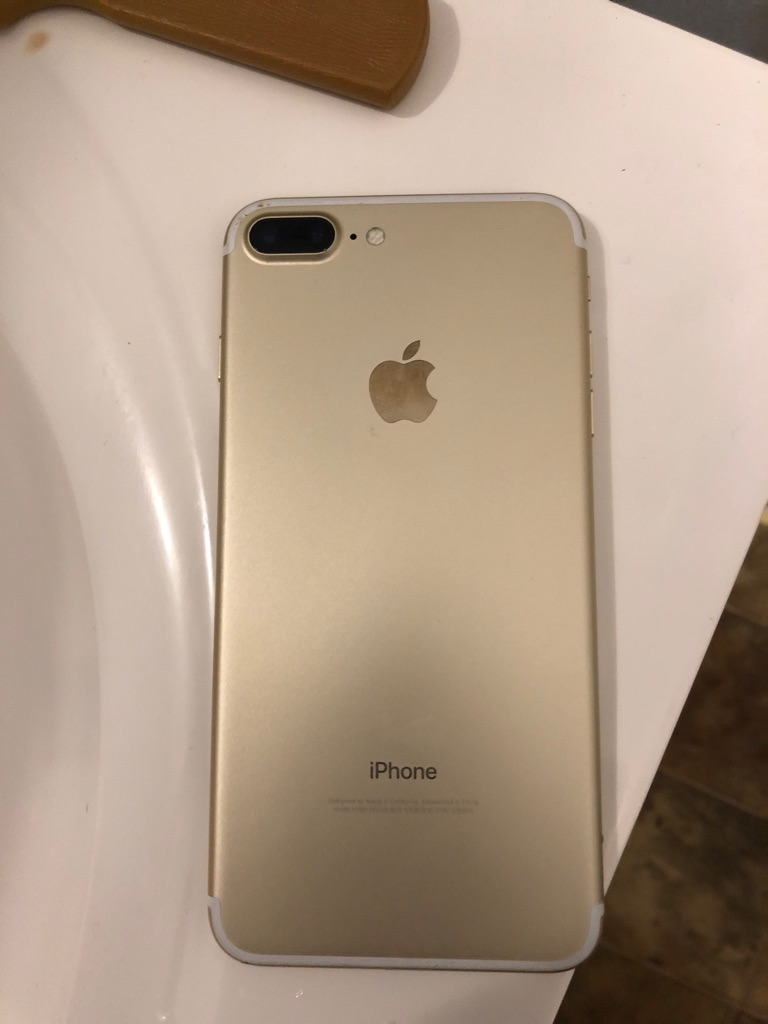 iPhone 7 Plus with sprint