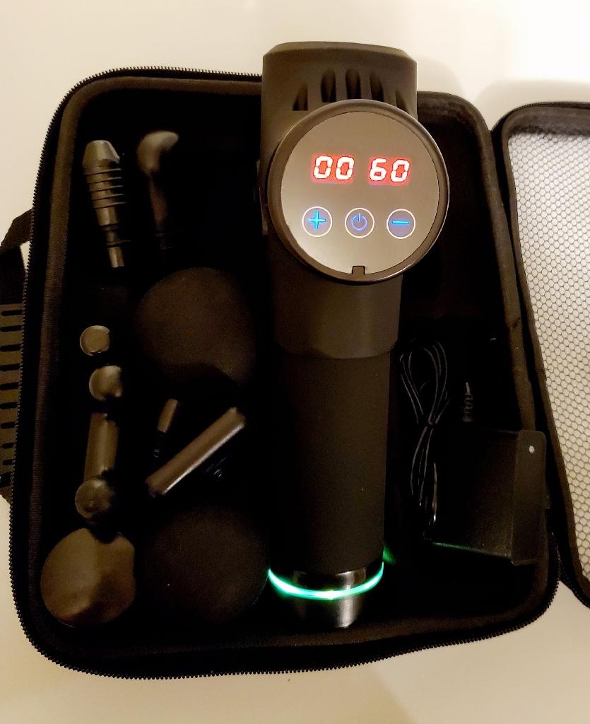 30 Speed Deep Tissue Massage Gun