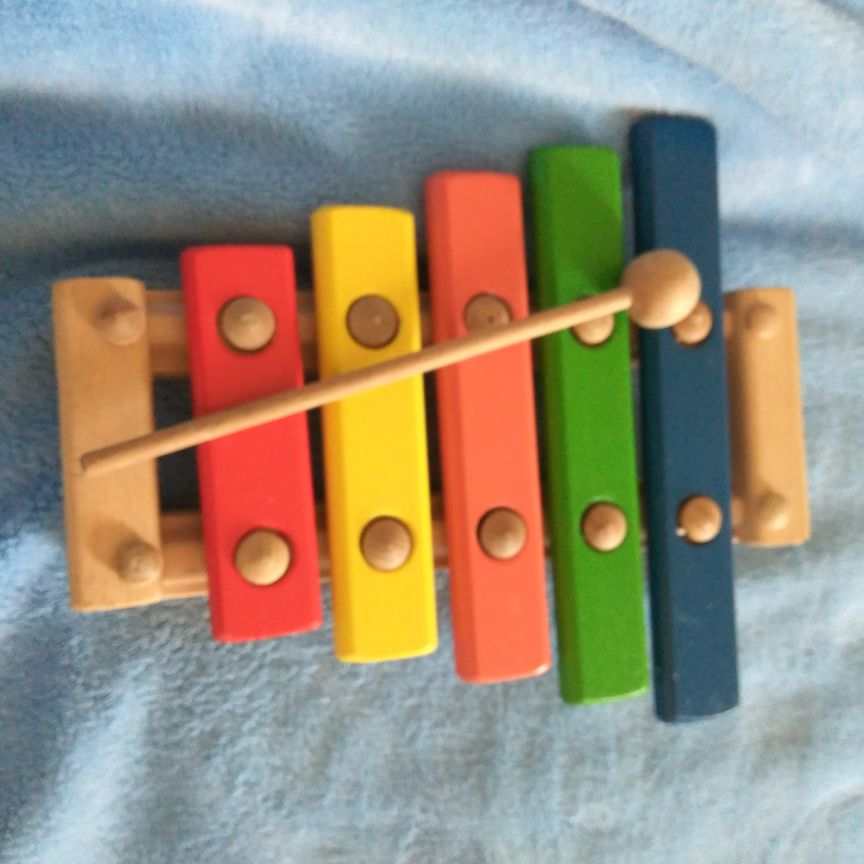 Wooden xylaphone