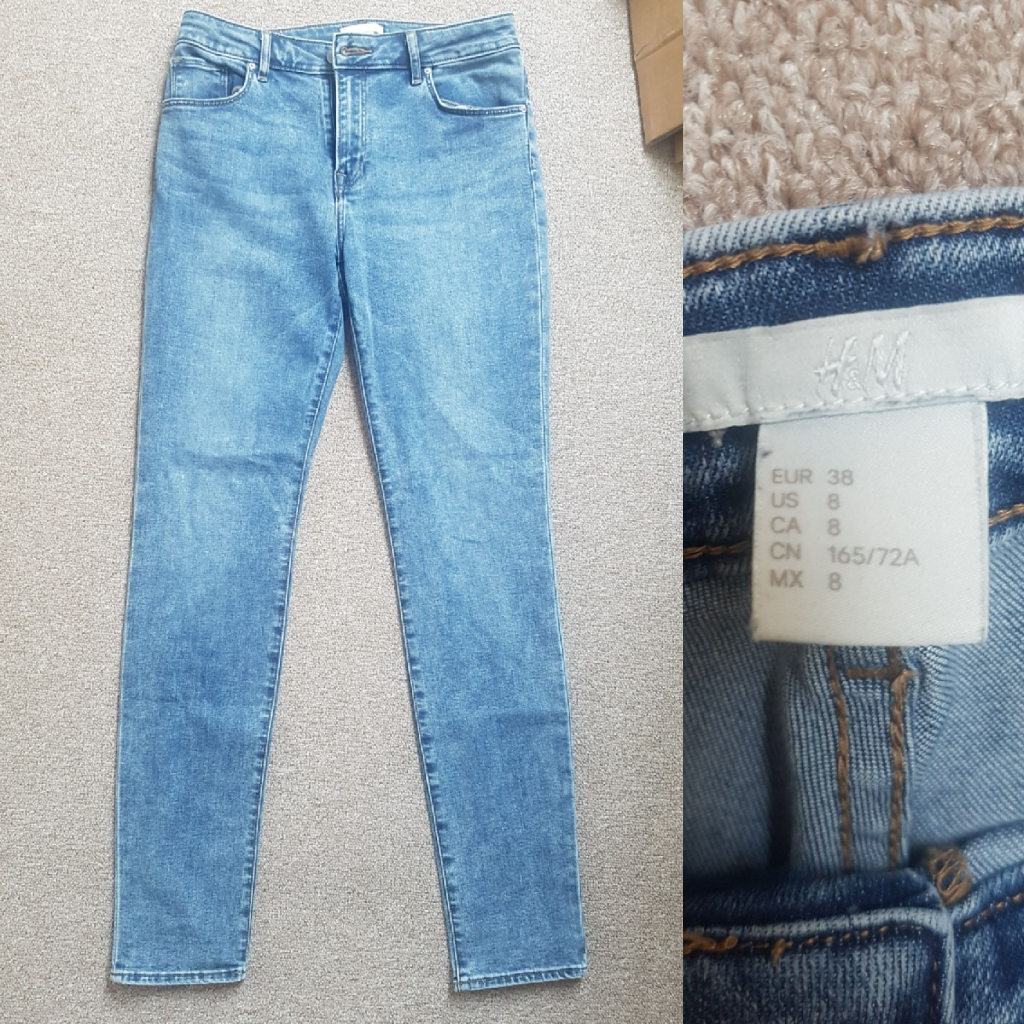 Woman's jeans, never worn