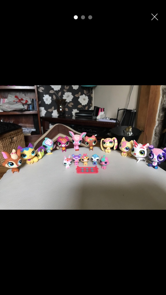 LPS sweets/candy bundle