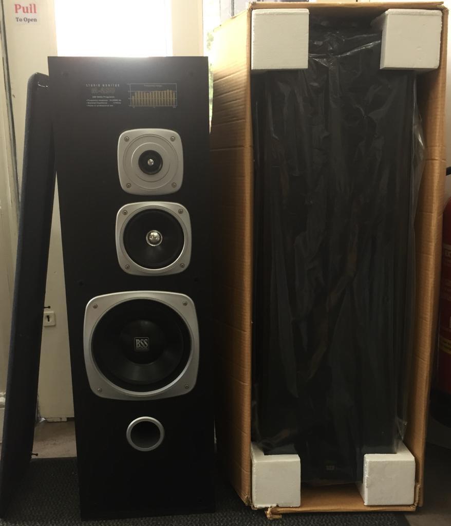 BSS Studio Loudspeakers